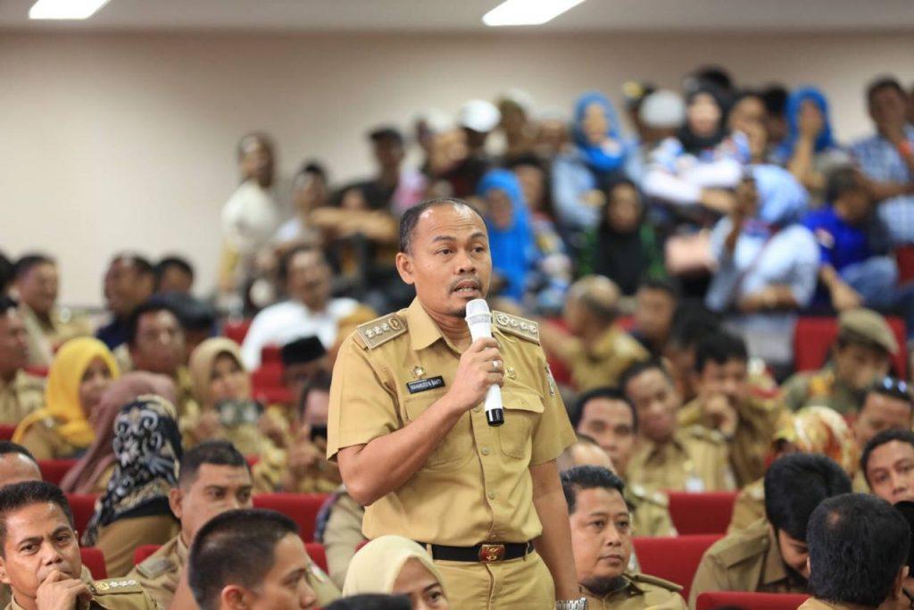 Pengakuan Camat Tidak Ada Fee 30 Persen Ke Walikota