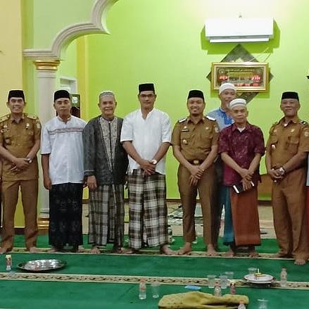 Camat Biringkanaya Mahyuddin Safari Ramadhan Di Masjid Al Musabbihiin Kel Laikang