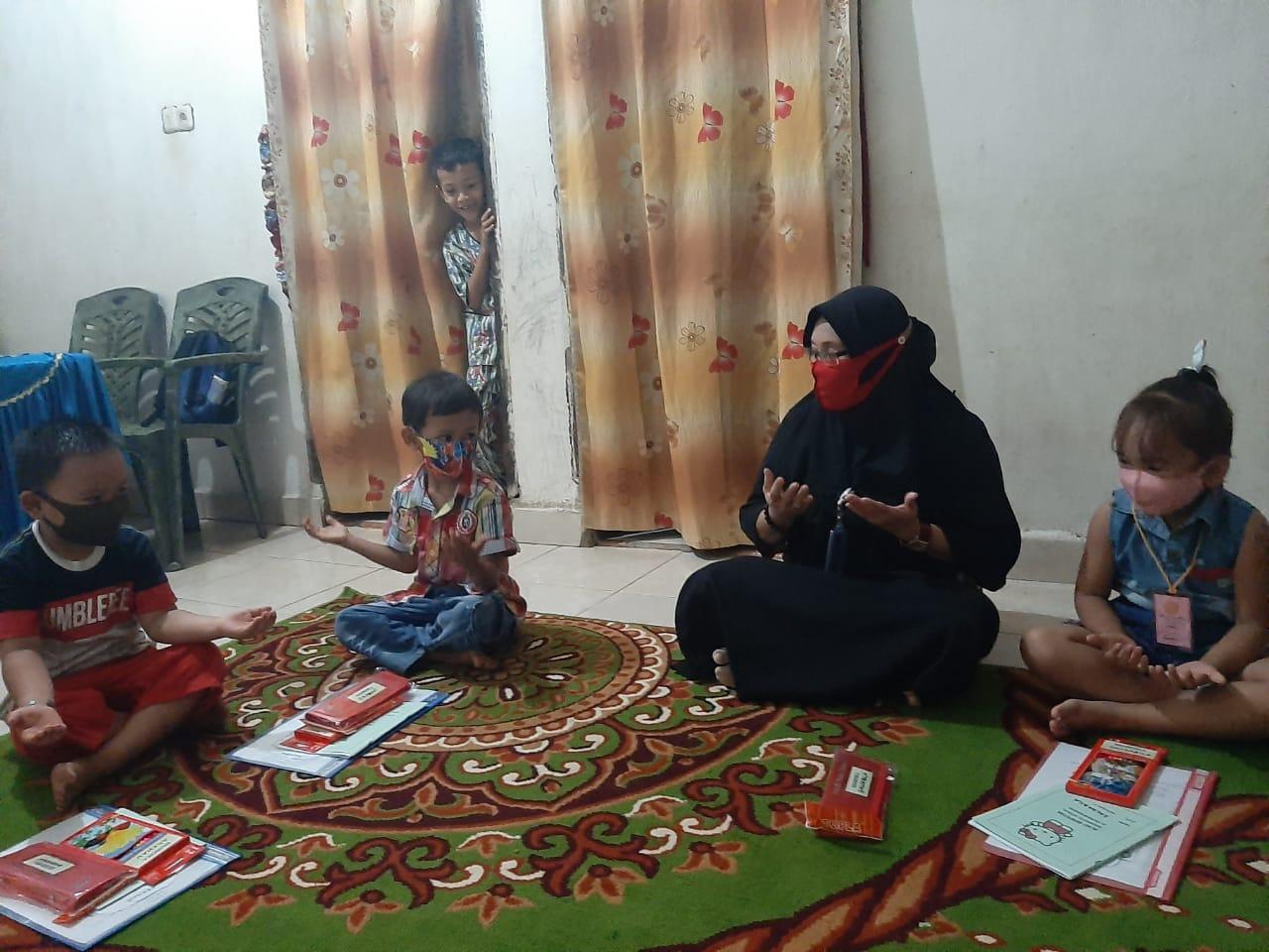 RA Al Munawarah Padukan Konsep Daring Dan Luring Dalam Pembelajaran