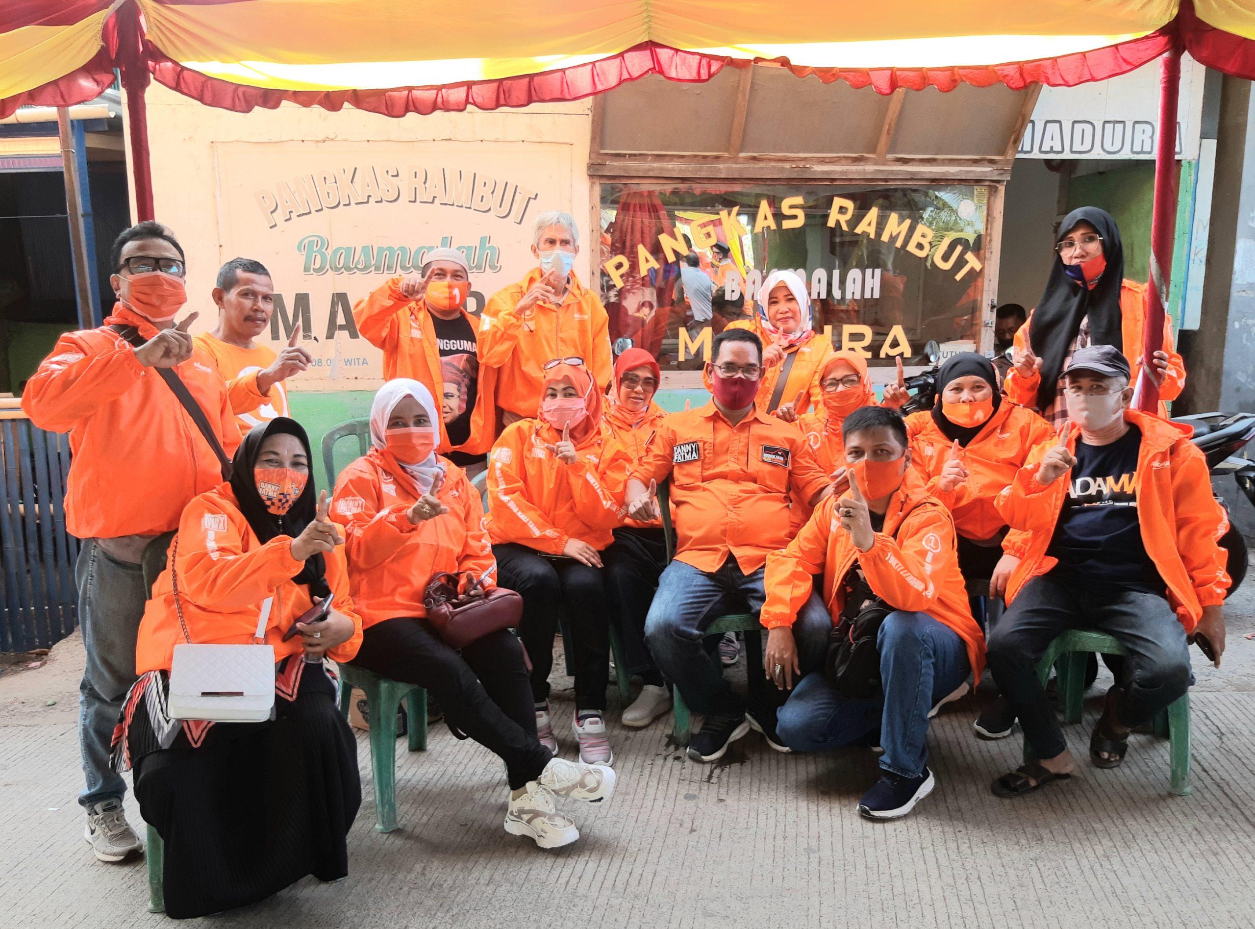 Biringkanaya Creative Community Blusukan ADAMA Di Kecamatan Tallo