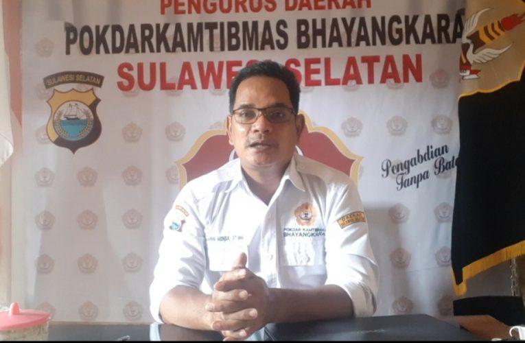 Ketua Pokdarkamtibmas Bhayangkara Sulawesi Selatan Kutuk Teror Bom Bunuh Diri Di Makassar