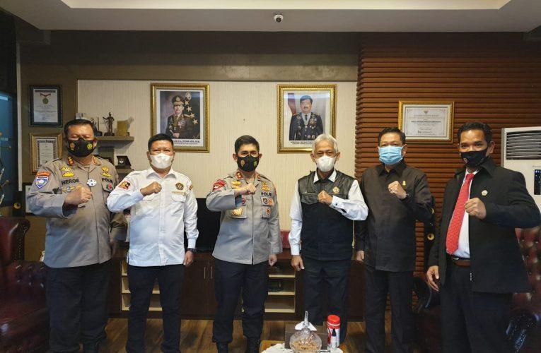 Heru Riyadi, Ketua Umum Nasional Pokdarkamtibmas Instruksikan Ketua Daerah Sulsel Pasca Bom Makassar