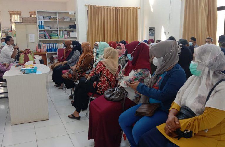 Sosialisasi Kewajiban Pengasuhan Anak Dan Perilaku Hidup Sehat Kelurahan Laikang