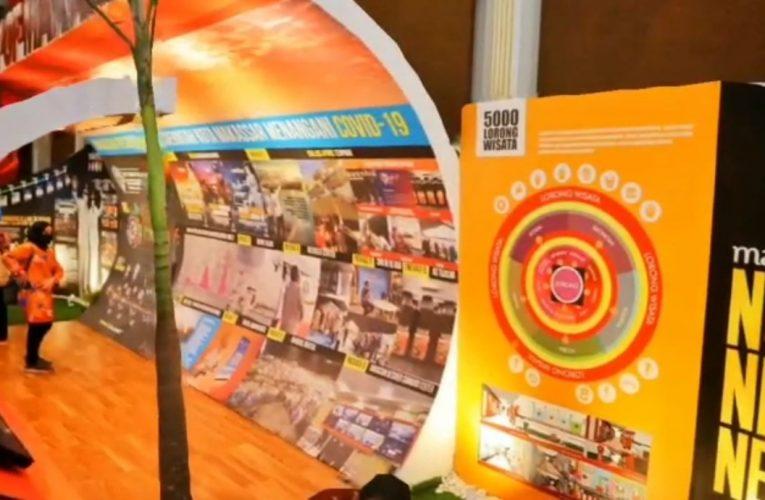 Raih 2.925 Poin, Kota Makassar Terbaik Pertama Ajang Apeksi 2021